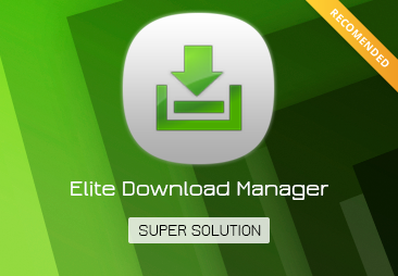Elite Download Manager