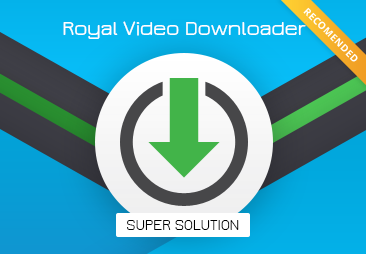 Royal Video Downloader